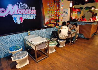 Toilet Restaurant (Taiwan)
