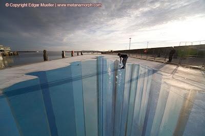 lukisan lukisan 3D yang keren! 3d-street-art-ice-age-07