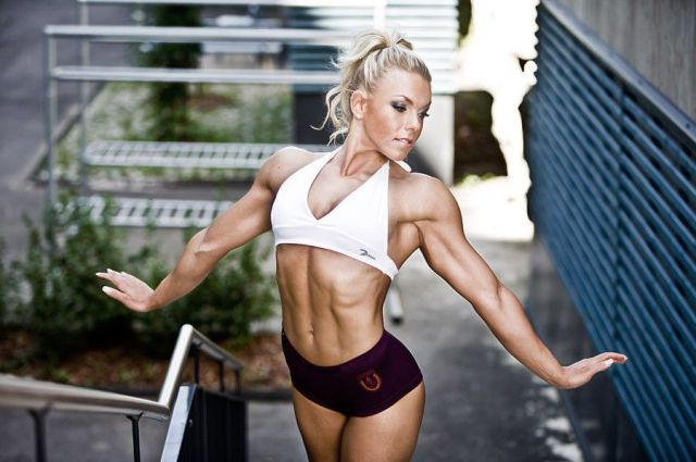 Women's Muscle Power - OMG