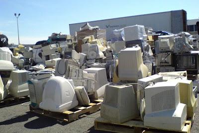 Cemitério de computadores
