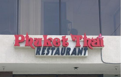 Strange and funny restaurant names