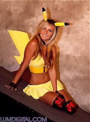 Pikachu Halloween Costume For Girls