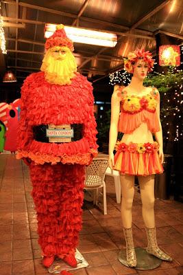 Condom Santa Claus