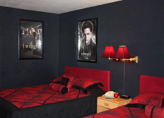 bedrooms of the biggest twilight fans damn cool pictures