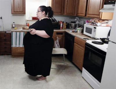 fattest woman in world. Woman Who Wants to be World#39;s