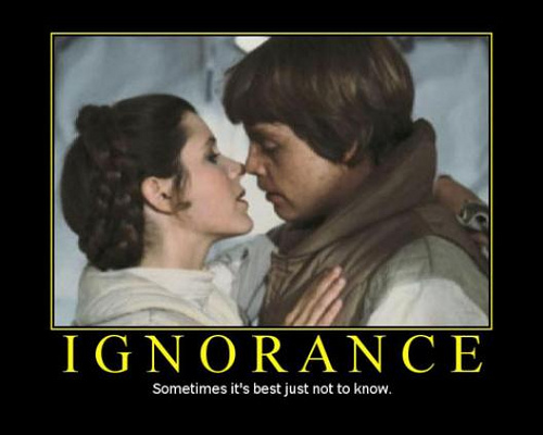 25 Star Wars Demotivational Posters