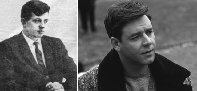 Real John Nash versus fake John Nash