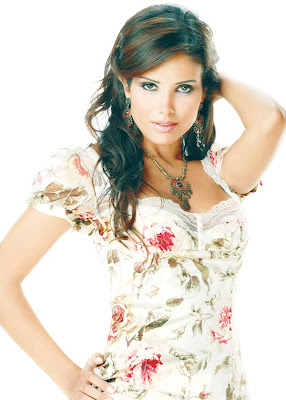 Sofia El Marikh Top 50 Most Desirable Arab Women of 2010