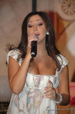 Elissa Lebanon Top 50 Most Desirable Arab Women of 2010