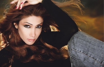 Arwa singer Top 50 Most Desirable Arab Women of 2010