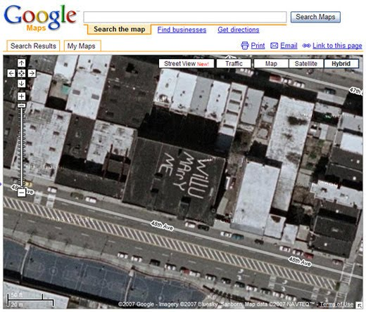 The Most Bizarre Google Earth Images Damn Cool Pictures - Google earth map via satellite