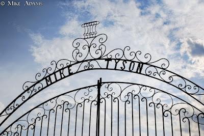 قصر مايك تايسون المهجور