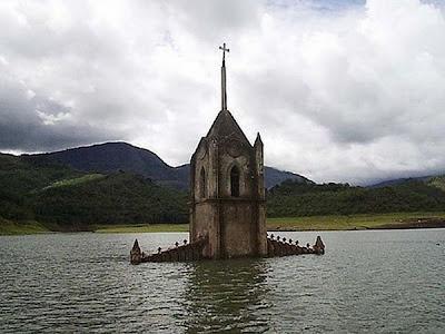 Underwater Church in Venezuela Seen On www.coolpicturegallery.net
