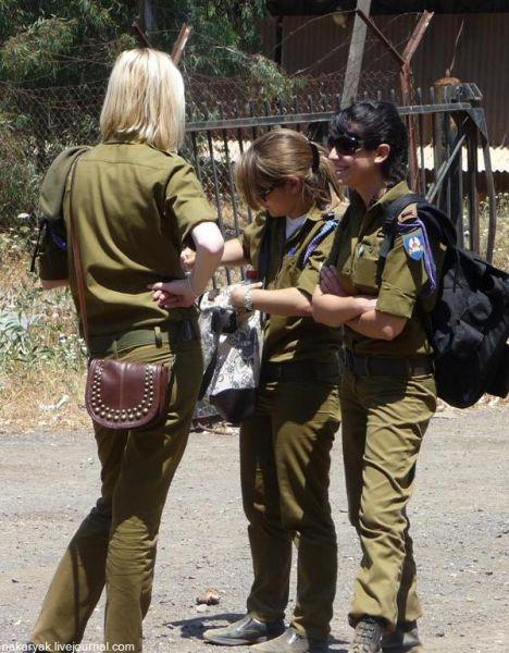 Brighton Beach: Girls of The Israeli Army - Part 2