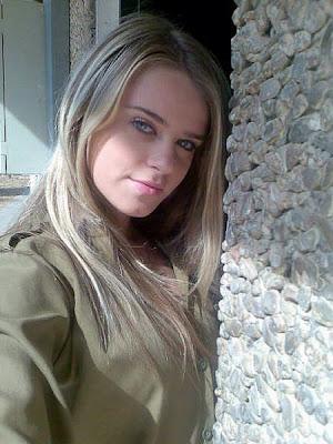 الفتيات في الجيش الإسرائيلي