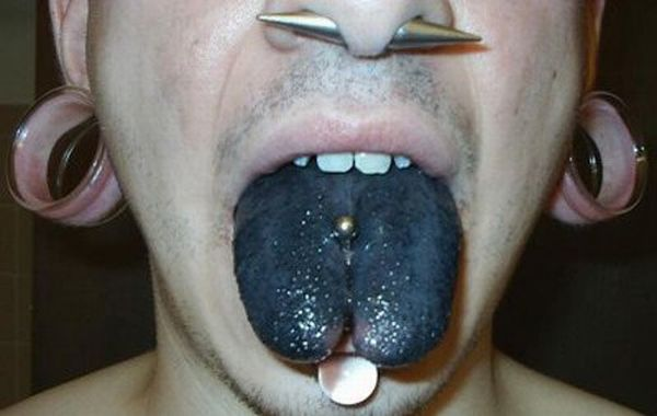 tongue tattoos damn cool