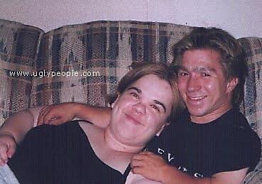 ugly people selfie