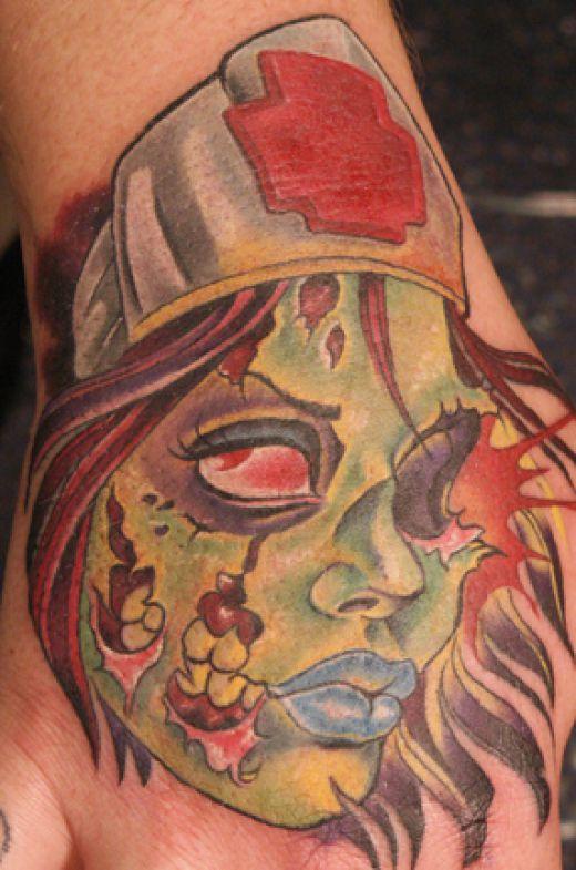 "0 Response to ""20 Gruesome Zombie Tattoos"""
