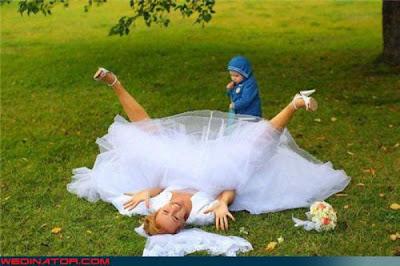 cool wedding photography