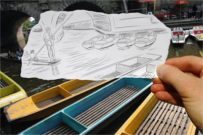 Pencil versus Camera by Ben Heine - Part 2