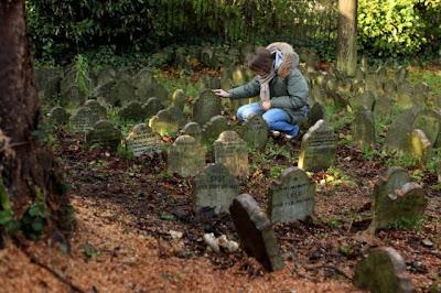 صور مقبرة الحيوانات الأليفة في وسط لندن