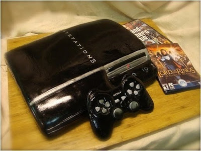 Amazing Video Game Cakes