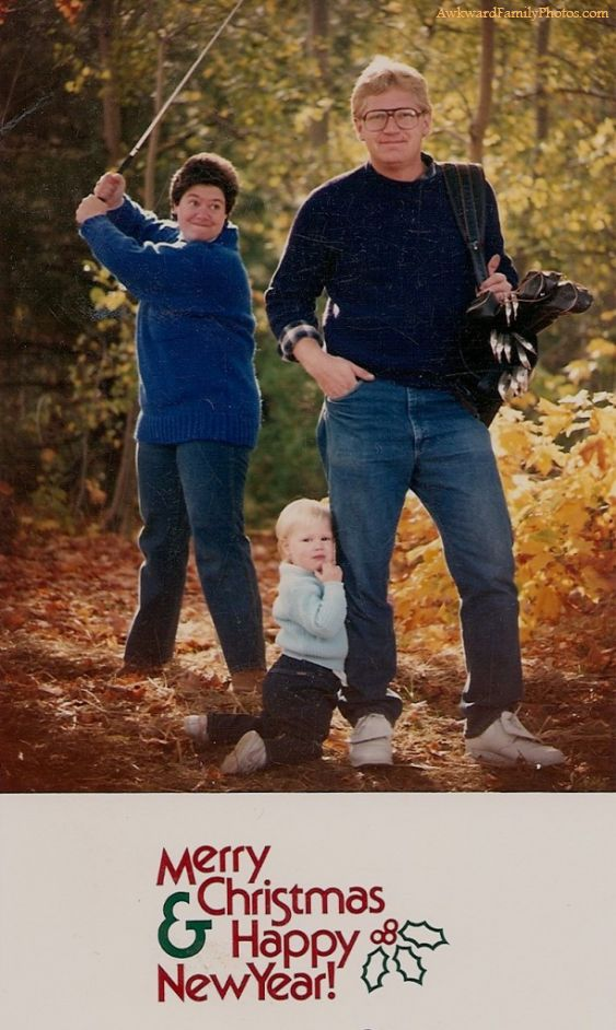 The Art and Beauty of Photography: Awkward Family Christmas Cards