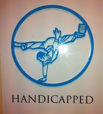 Hilarious Public Restroom Sign Seen On www.coolpicturegallery.us