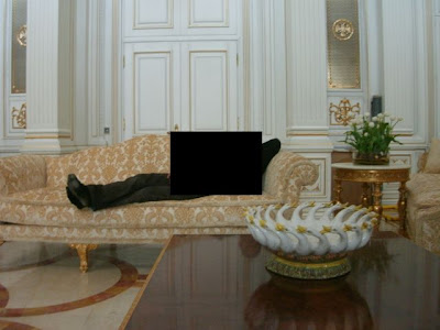 The Palace of Russia's Prime Minister Vladimir Putin Seen On www.coolpicturegallery.us