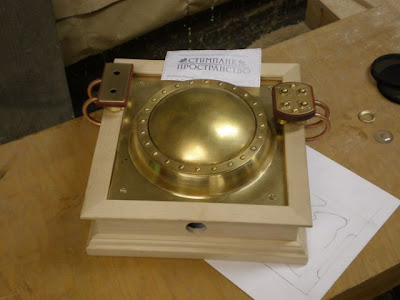 Handmade Steampunk CD Player Seen On www.coolpicturegallery.us