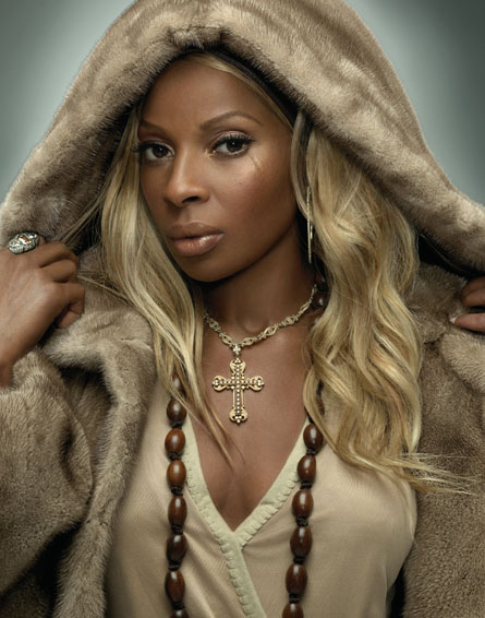 mary j blige hairstyle pictures 2010. hairstyles Mary brings out