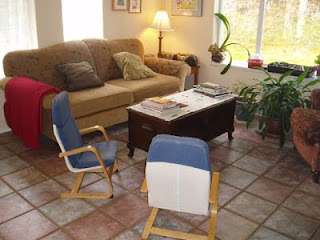Living Room Stool Designs