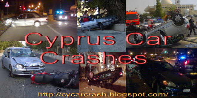 Cyprus Car Crashes