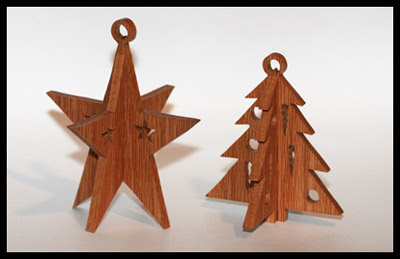 Scrollsaw Workshop: 3d Scroll Saw Ornaments