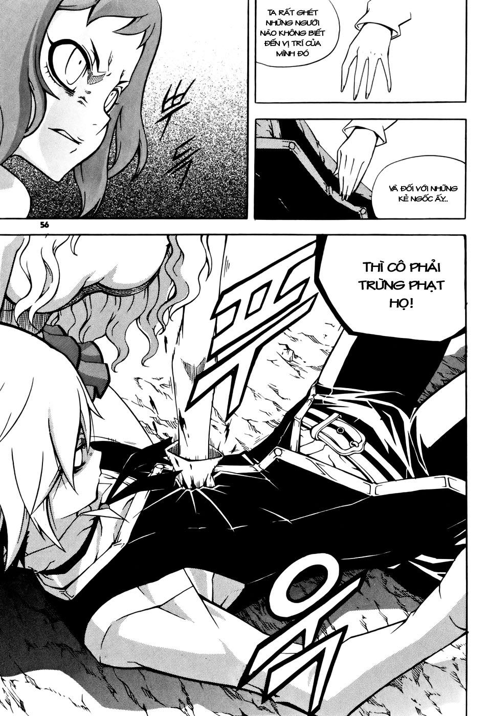 Witch Hunter – Thợ Săn Phù Thủy chap 34 Trang 9 - Mangak.info