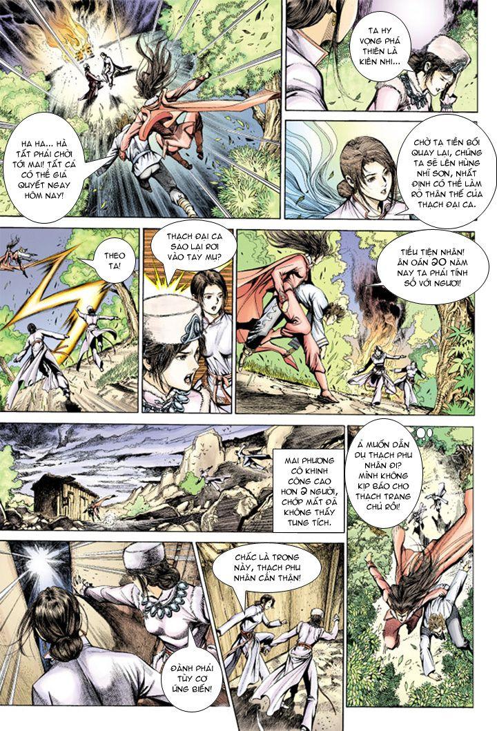 Hiệp Khách Hành chap 27 – Kết thúc khác Trang 24