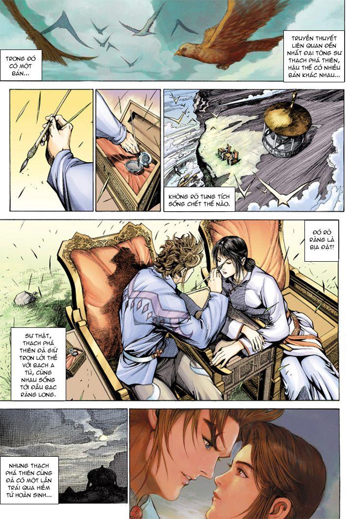 Hiệp Khách Hành chap 27 – Kết thúc khác Trang 28
