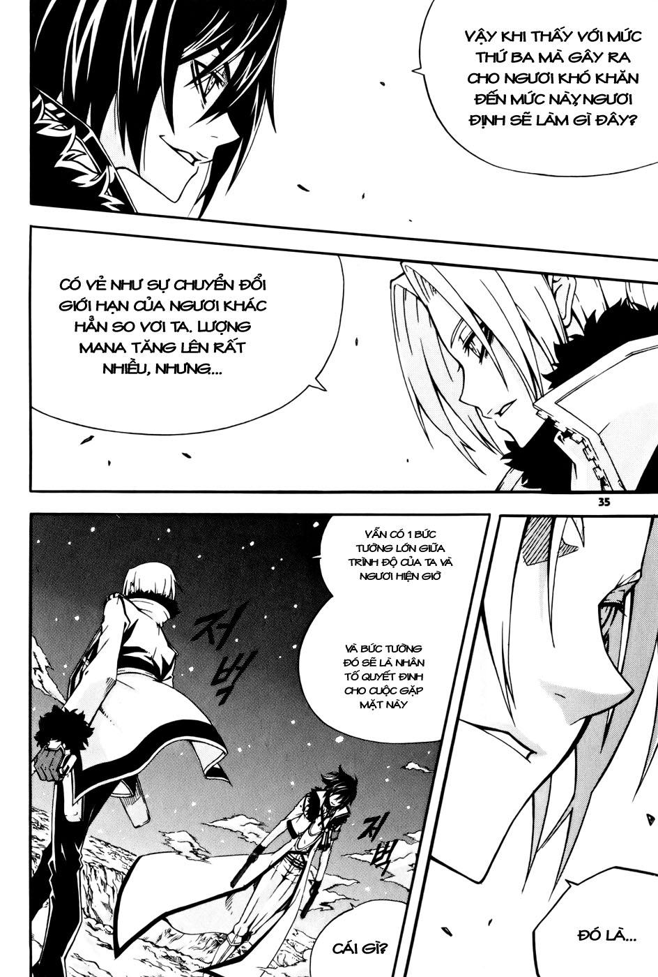 Witch Hunter – Thợ Săn Phù Thủy chap 33 page 9 - IZTruyenTranh.com