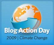 día de acción del blog