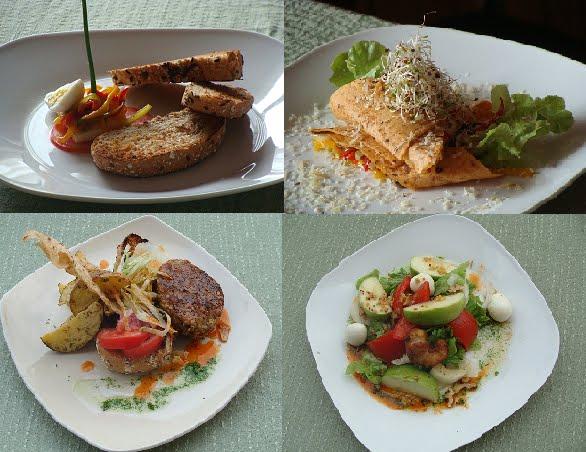 Manso boutique hostal curso de cocina vegetariana en manso - Curso de cocina vegetariana ...