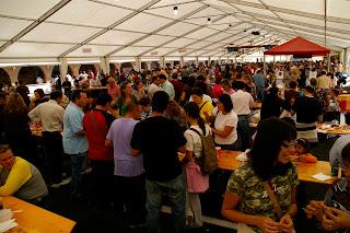 Fiesta del Marisco O Grove (Rias Baixas-Galicia)