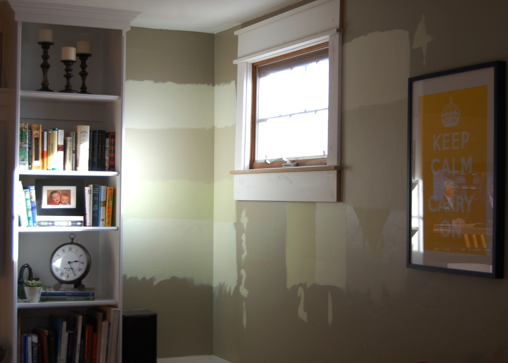 Take the Side Street: My Living Room Paint Dilemma: How Green is ...