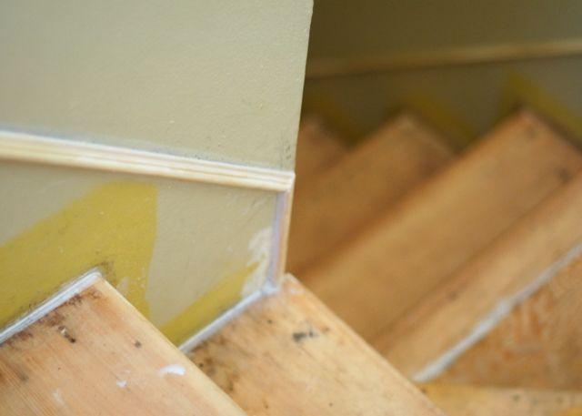 Remodelaholic Beautiful Painted Stair Runner