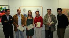 PREMIADOS CERTAMEN INTERNACIONAL UNIVERSIDAD DE BURGOS 2.010
