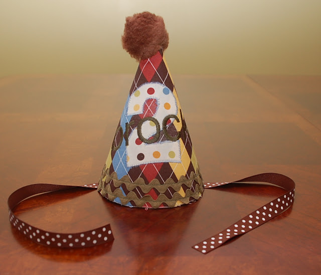 Birthday Party Hats   DIY