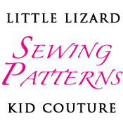 Little Lizard King Sewing Patterns