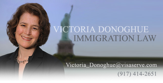 Victoria Donoghue Immigration Law