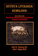 Mi publicación en el nº 43 de la Revista Literaria Remolinos