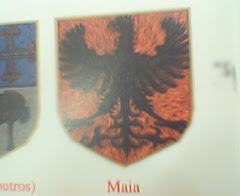 brasão da família maia