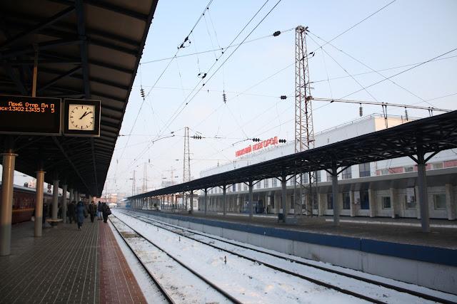вокзал нижний Новгород